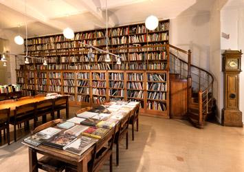 Konstalademien_biblioteket